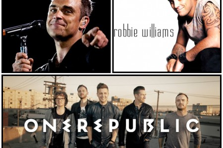 one republic i robbie williams