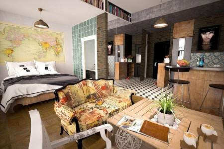 apartman u beogradu
