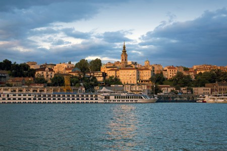 What are the most beautiful places in Belgrade