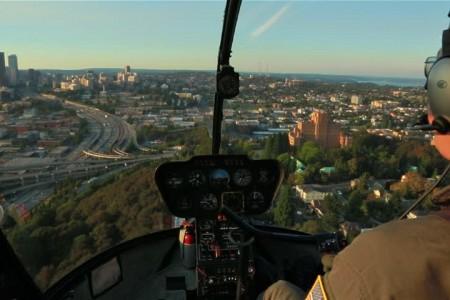 razgledanje beograda iz vazduha