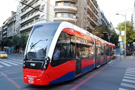 razgledanje beograda tramvajem