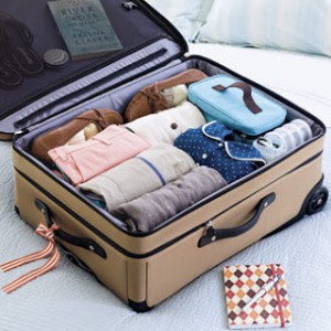 SMALL TIPS FOR PACKING LUGGAGE