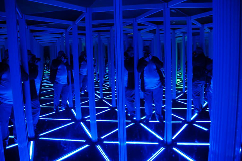 Postavka u Muzeju iluzija