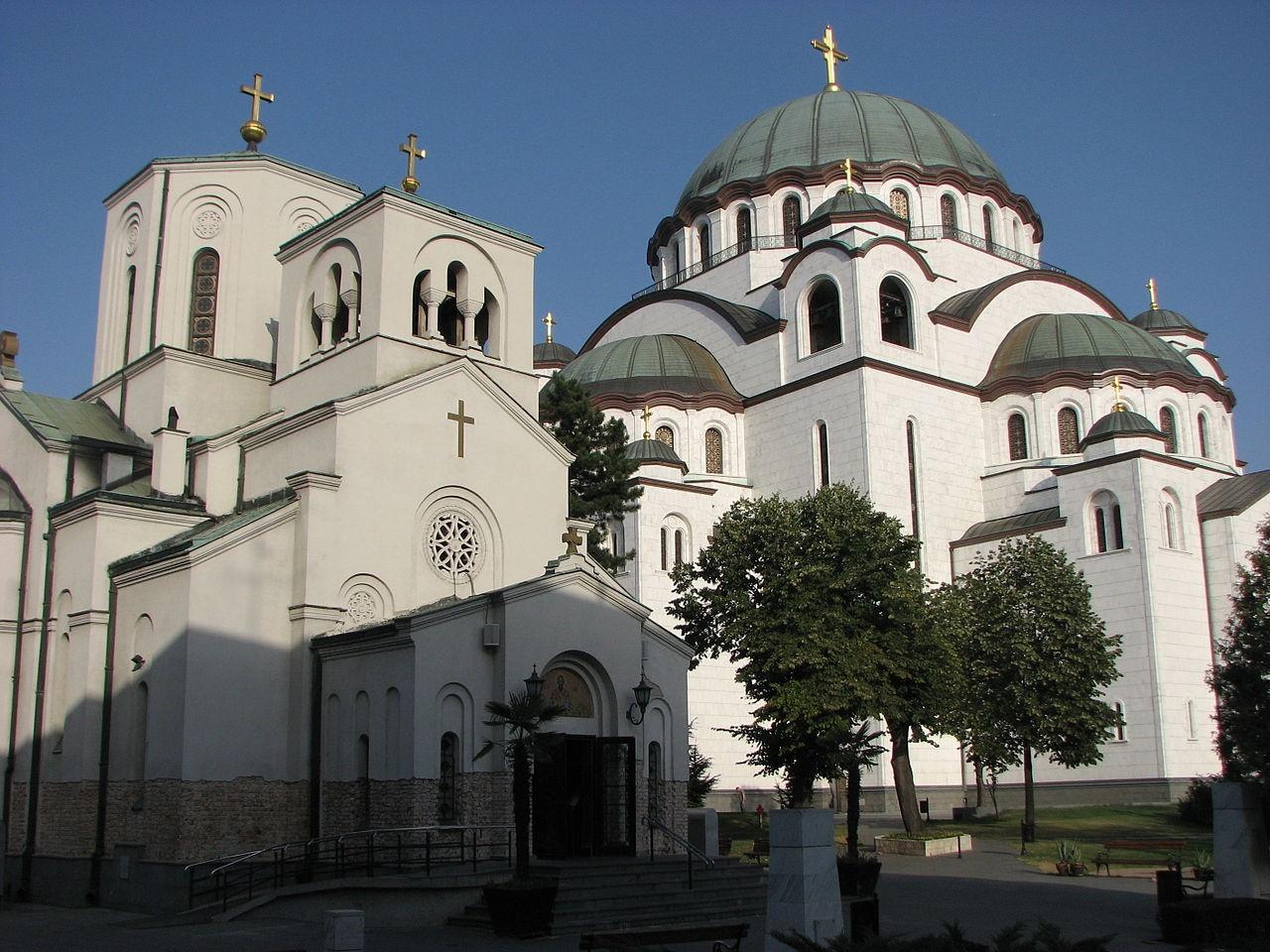 Hram Svetog Save Beograd Blog